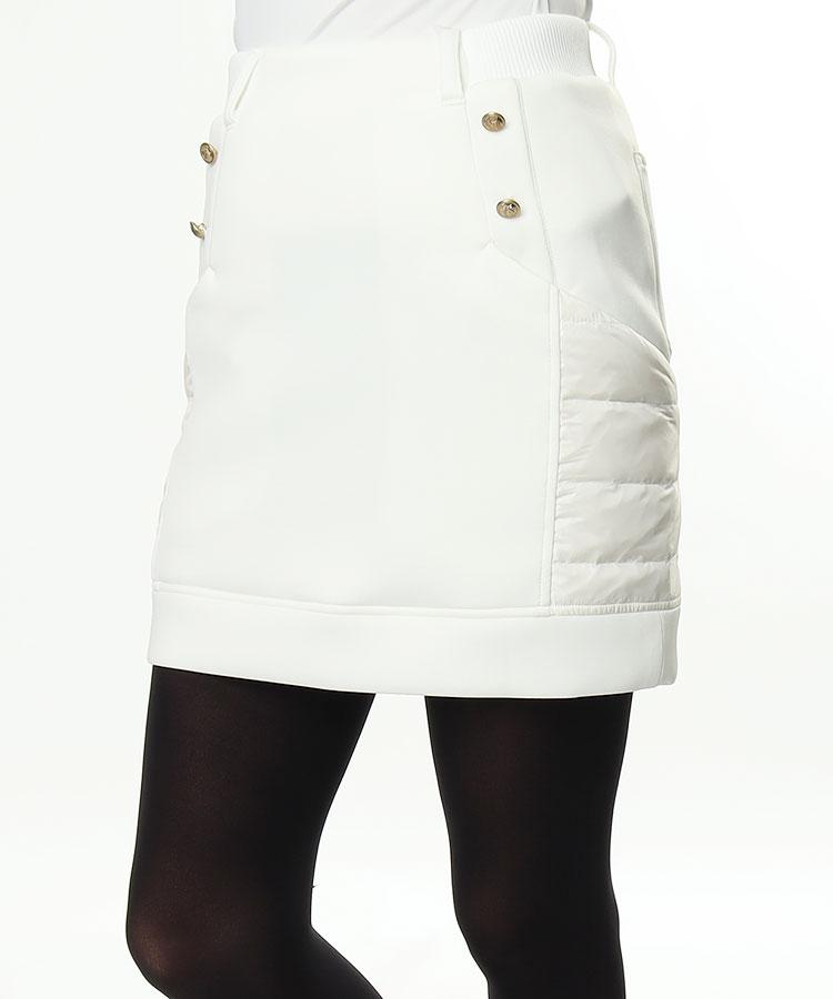 ML 異素材♪スカート