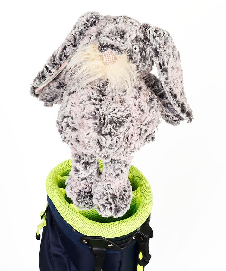 OT とびすぎウサギ♪ヘッドカバー