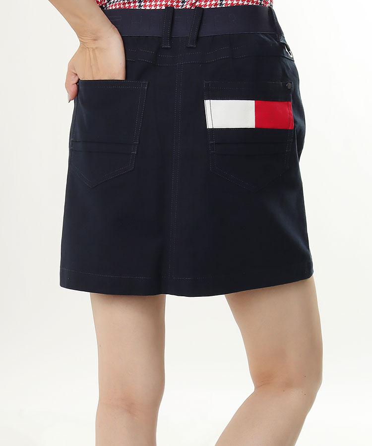 TH サイドクリアLINE♪台形スカート