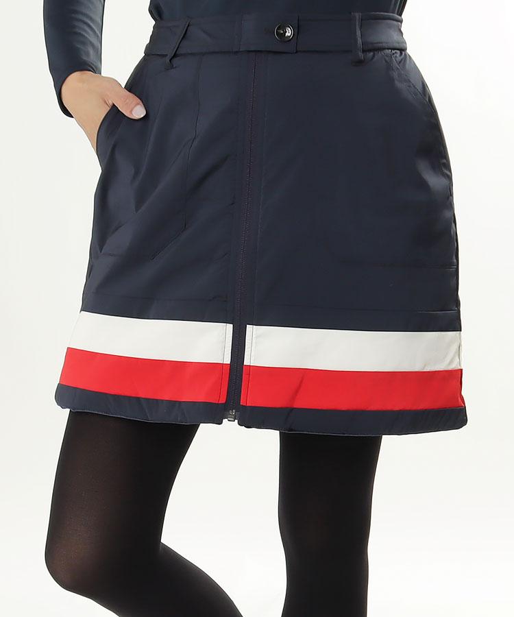 TH Comfortemp◆リバーシブル中綿スカート