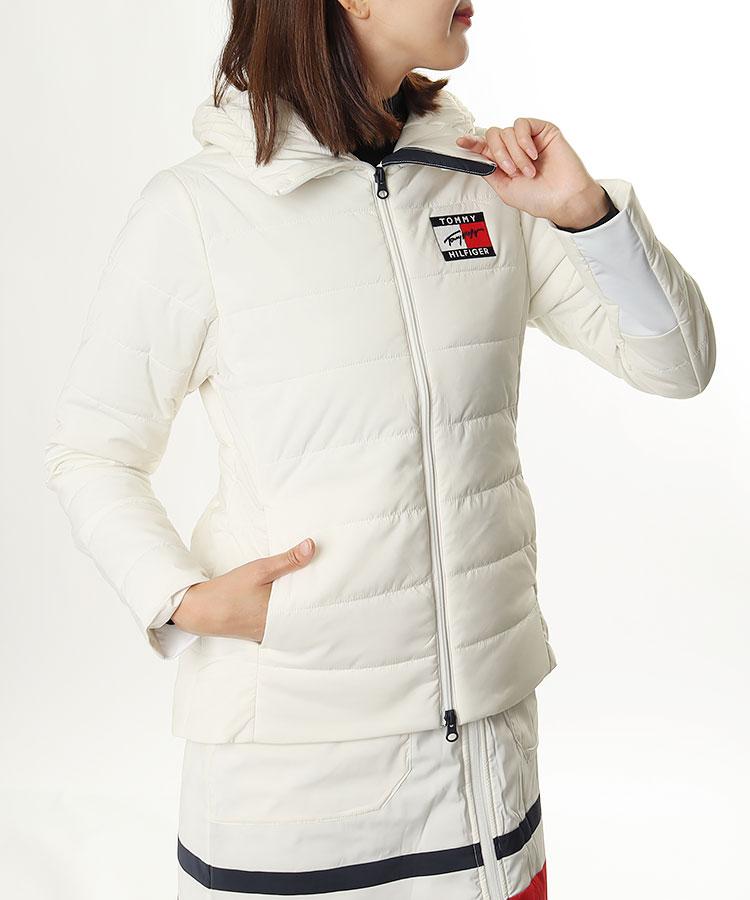 TH Comfortemp♪フード付き中綿ジャケット