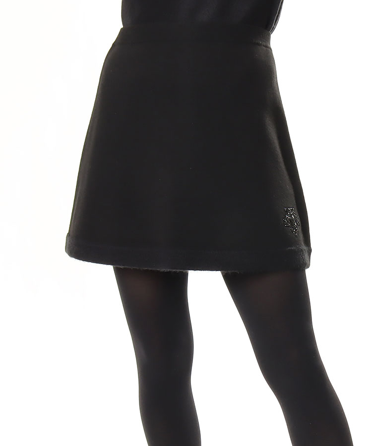 DE BASIC★ウールスカート