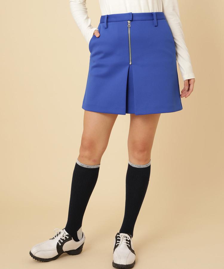 JR ダンボールニットボックスプリーツスカート