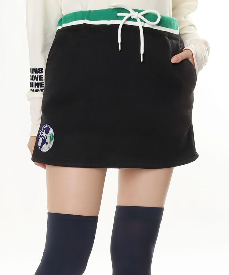 PC 裏起毛◆ニットスカート