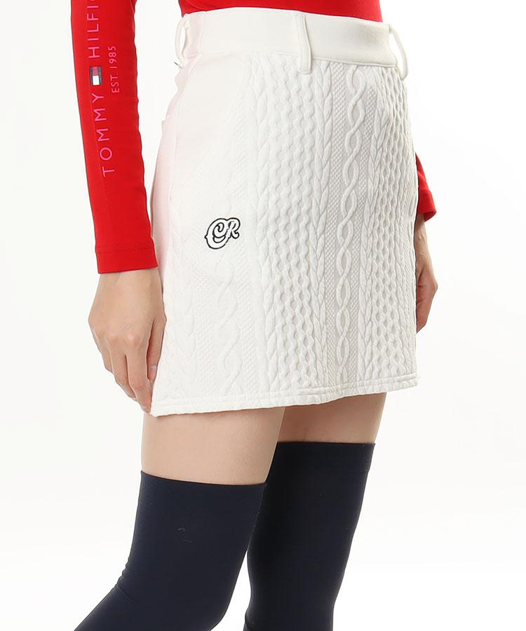CU ケーブル風◆ダンボールスカート