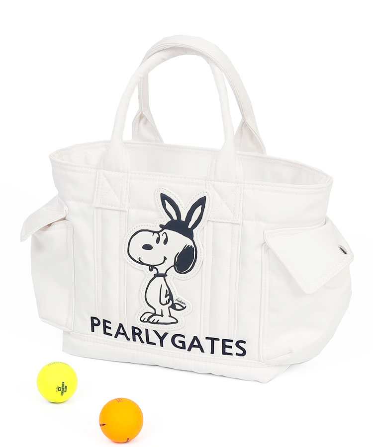 PG SNOOPYワッペン★カートバッグ