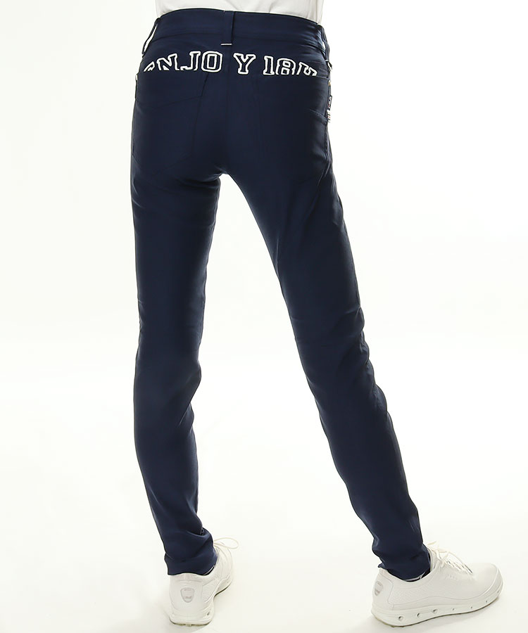 FG 保温◆Backロゴ刺繍パンツ