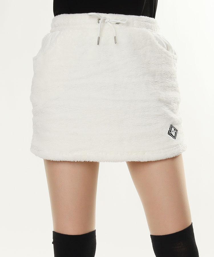 VI ペチ付き◆ファースカート