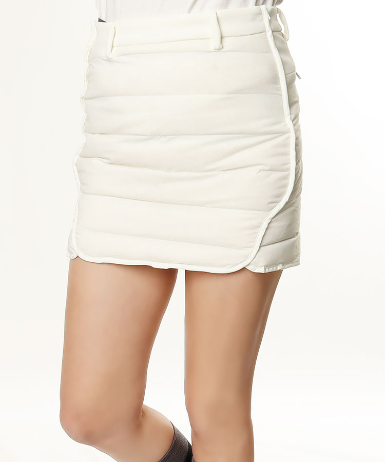 AG ペチ付き◆中綿スカート