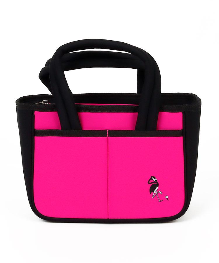 JR ネオン配色◆ポンチカートバッグ