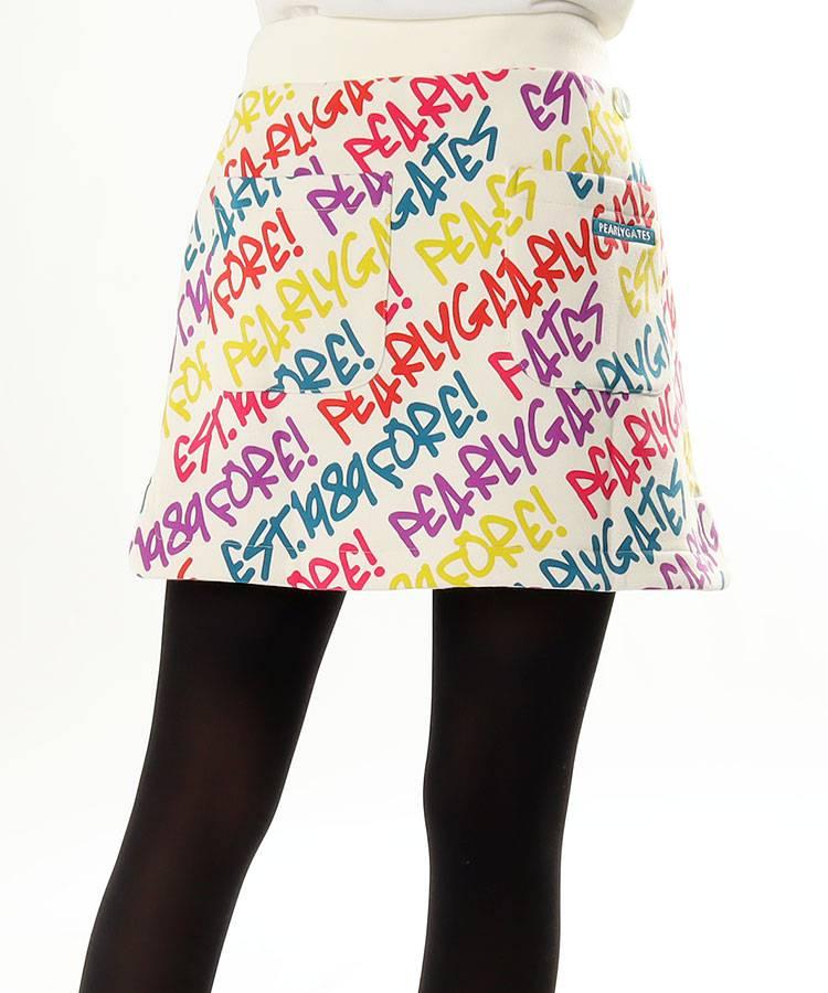 PG 選べるデザイン♪スウェットスカート