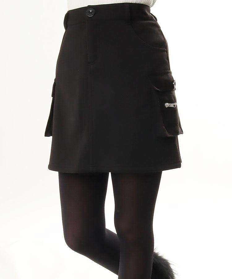 DL 裏ボア★カーゴスカート