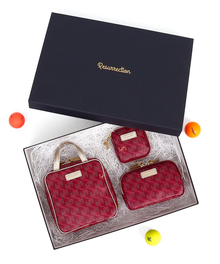 RR GIFTボックス★ポーチ3点セット