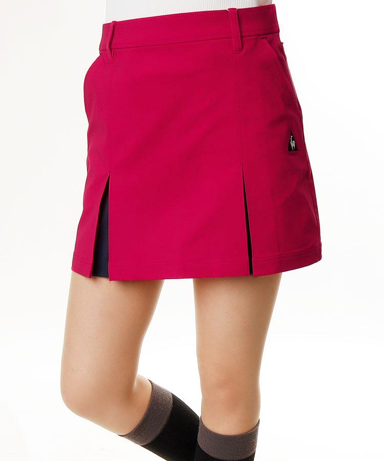 LQ BOXプリーツ◆ストレッチスカート