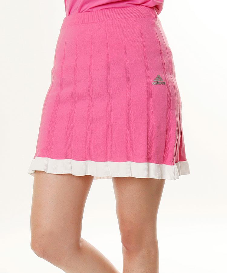 AG 裾ライン★リブニットスカート