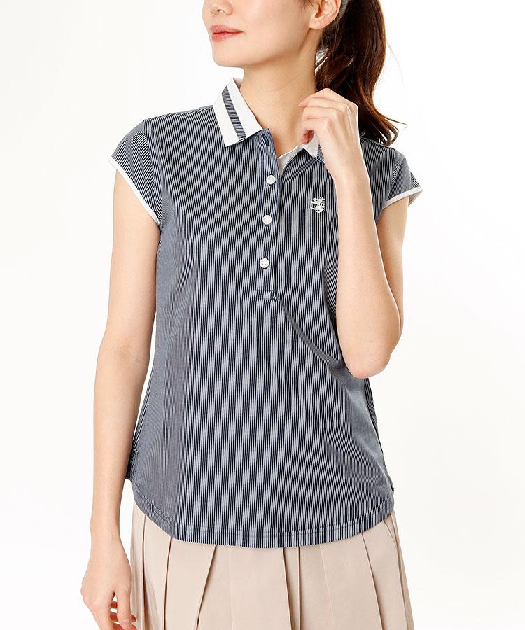 AM 消臭効果◆フレンチスリーブシャツ
