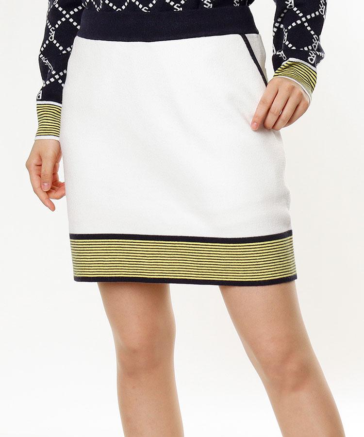 SD 微起毛◆ニットスカート