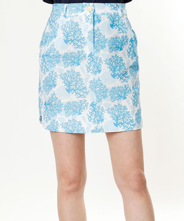FB 選べるデザイン♪プリントスカート