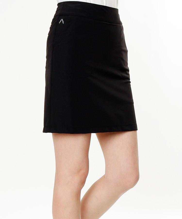 AL ラインストーンロゴ★Simpleスカート
