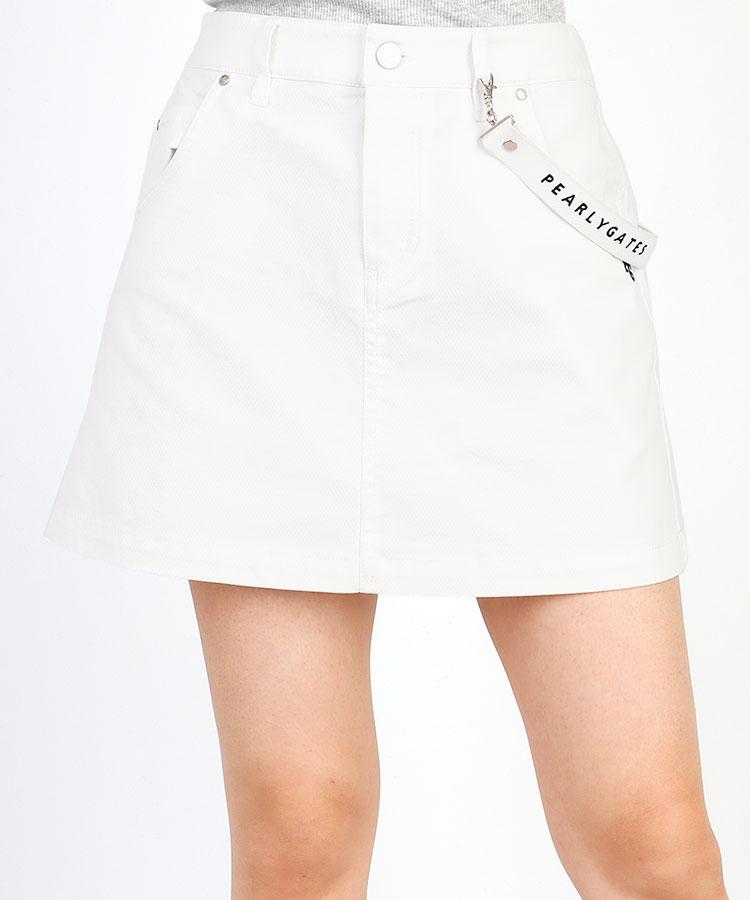 PG ストラップ付き♪STRETCHスカート
