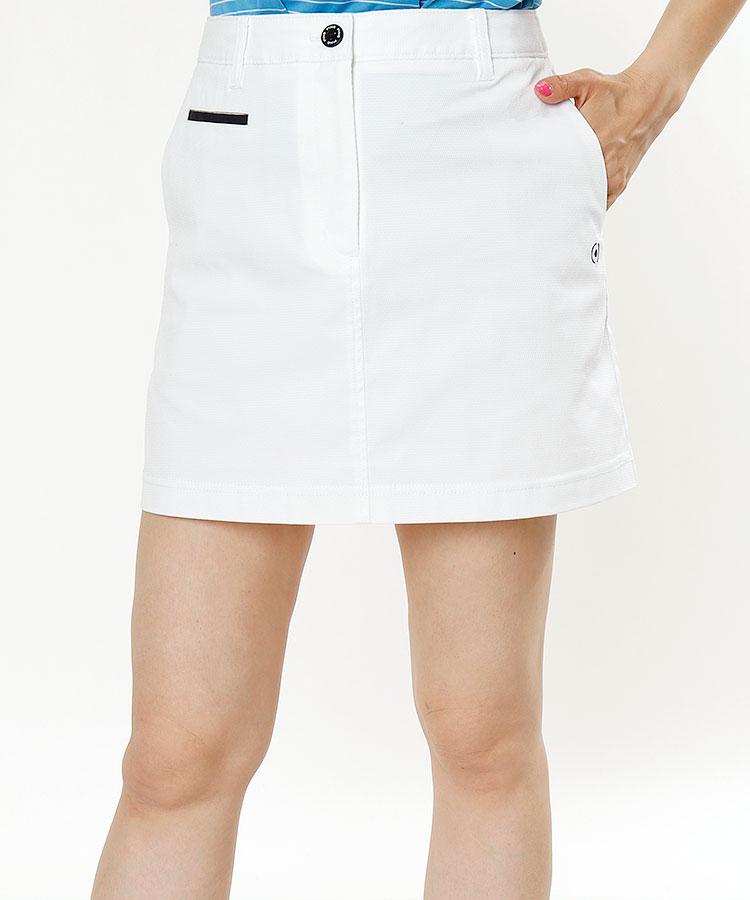 PN Backロゴ♪ストレッチスカート