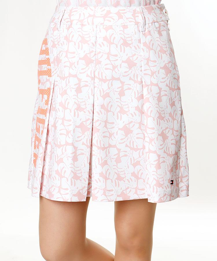 TH 選べるデザイン♪SIDEロゴプリーツスカート