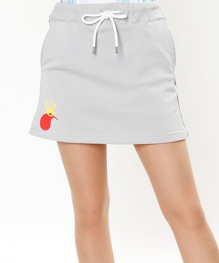 PC クラウンロゴ★スウェットスカート