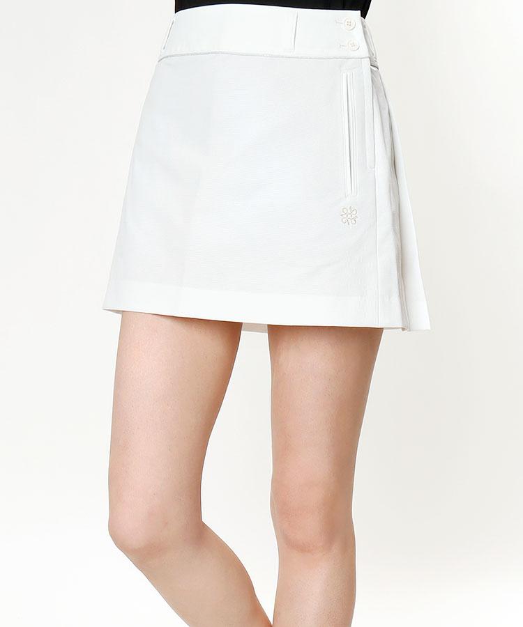 SA Stretch◆バックプリーツスカート