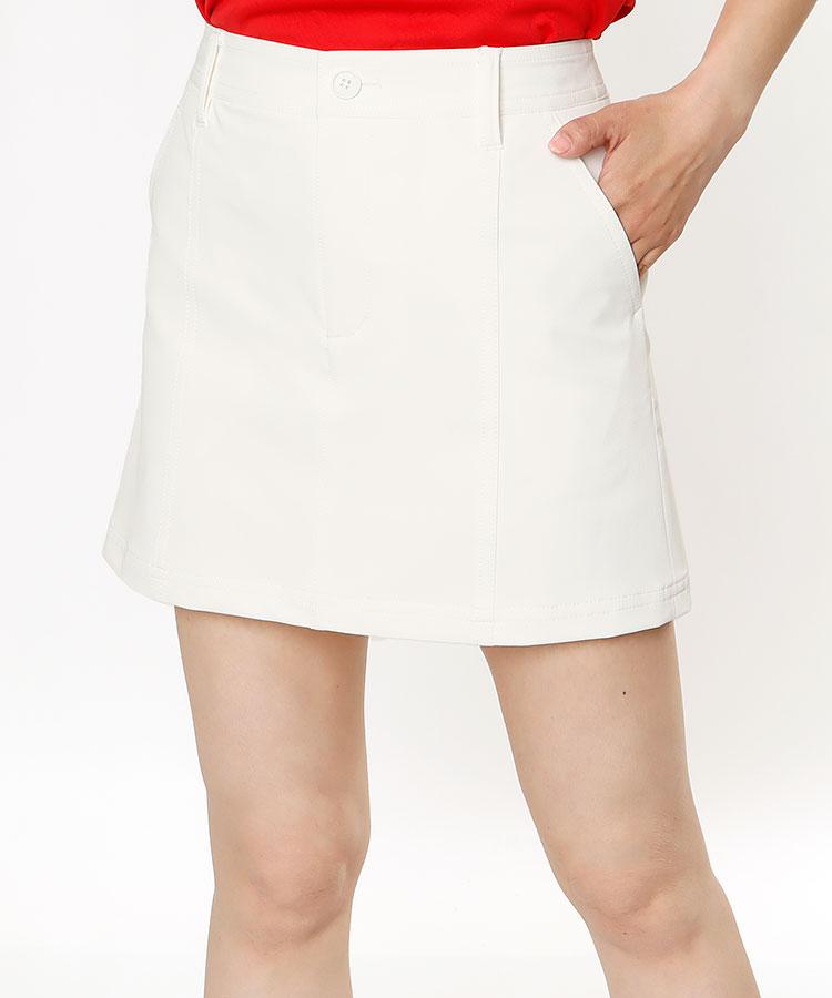 JR 透けにくい★撥水simpleスカート