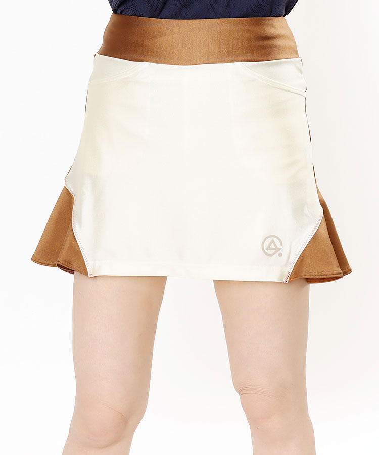 AI 選べるカラー♪裾フレアスカート
