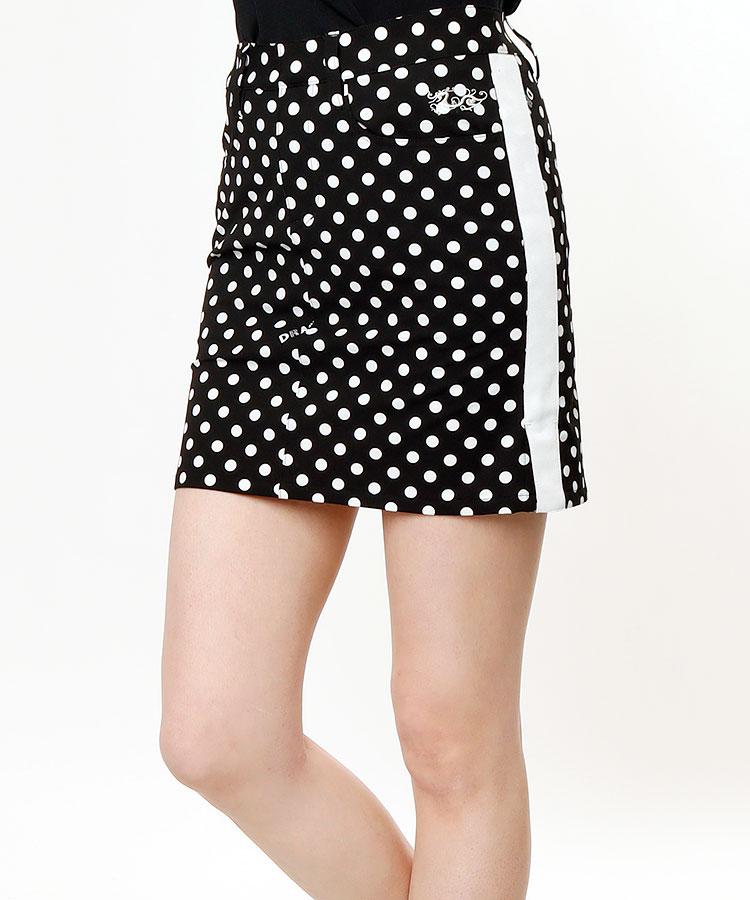 DD 選べるデザイン♪サイドラインスカート