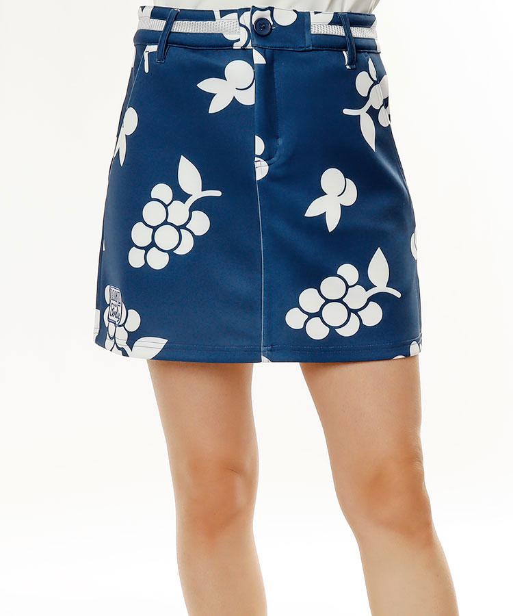 CU 選べるフルーツ柄♪ダンボールスカート