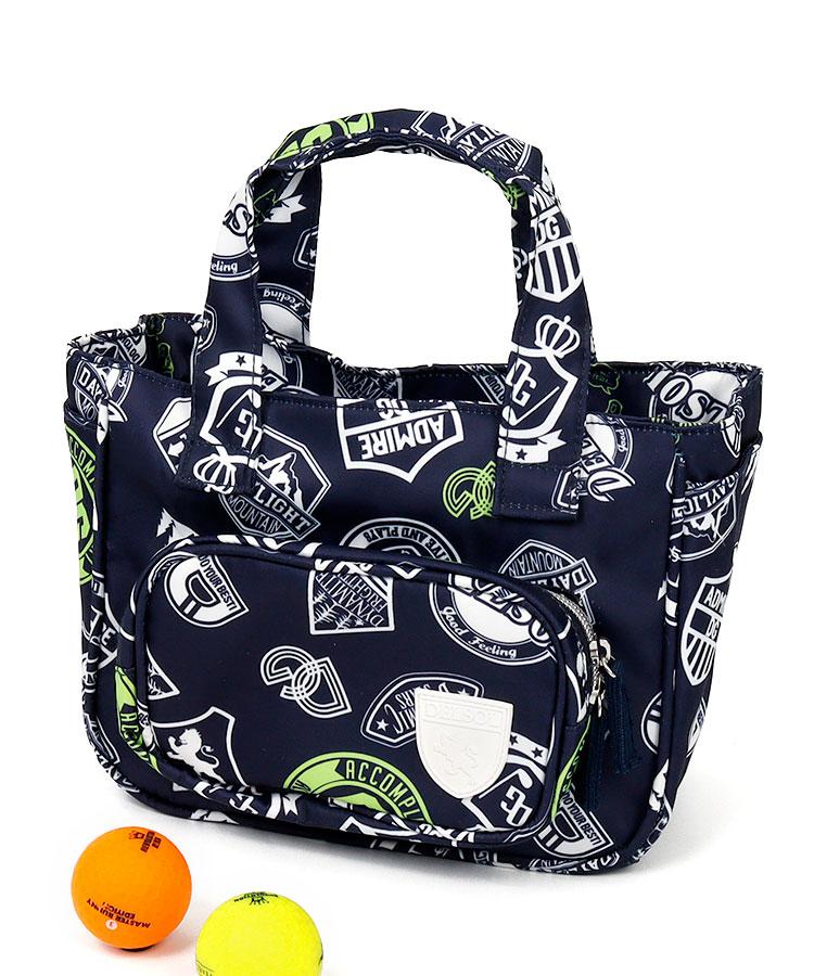 DL 選べるデザイン♪立体ポケットカートバッグ