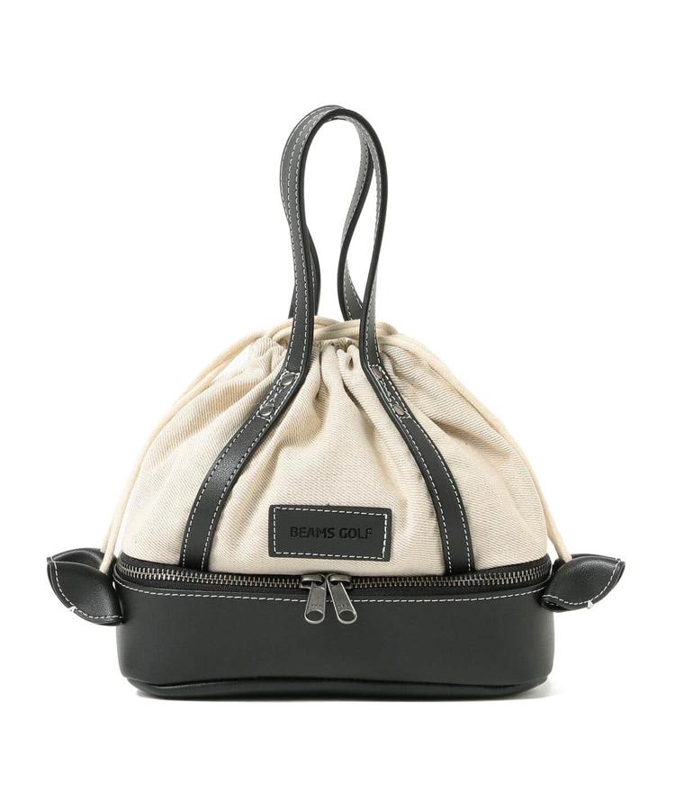 BE 巾着型◆保冷カートバッグ