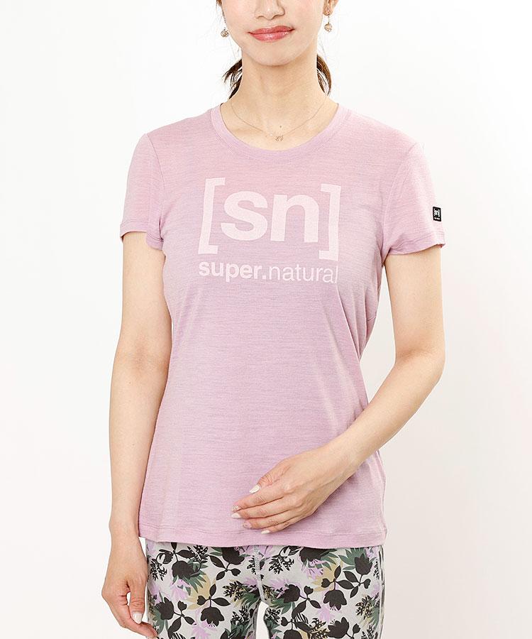 SN BIGロゴ♪半袖Tシャツ