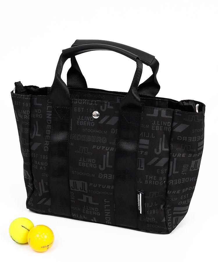 JL ロゴ総柄◆カートバッグ