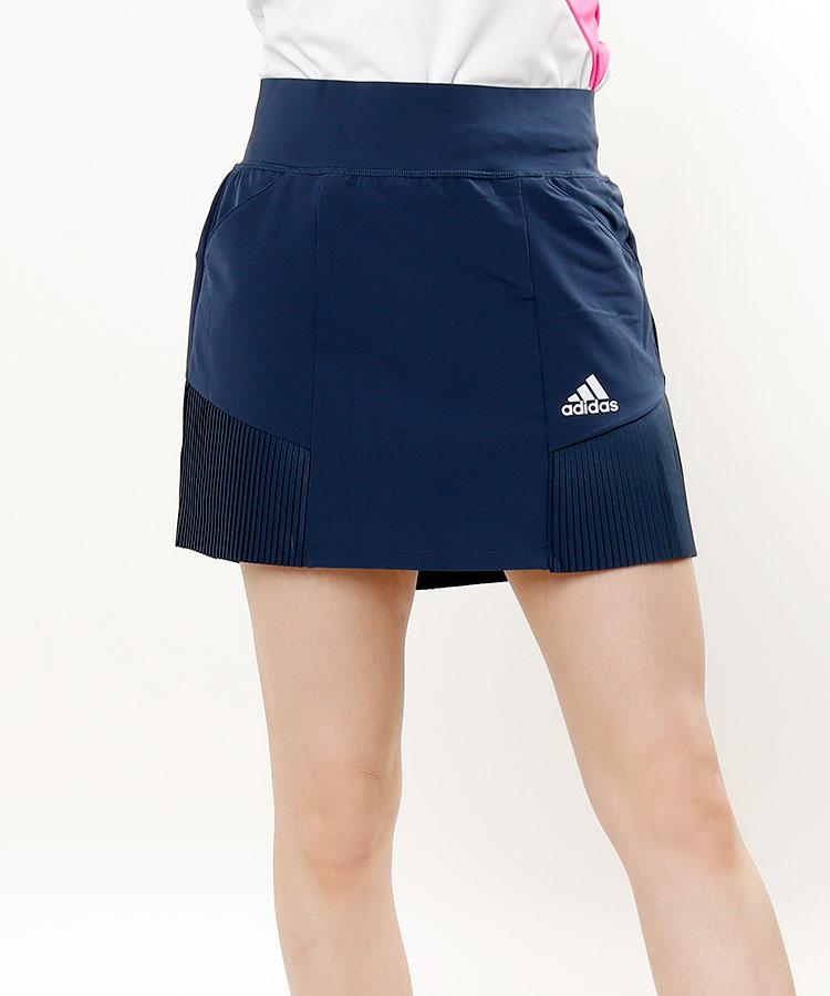 AG STRETCH★部分プリーツスカート