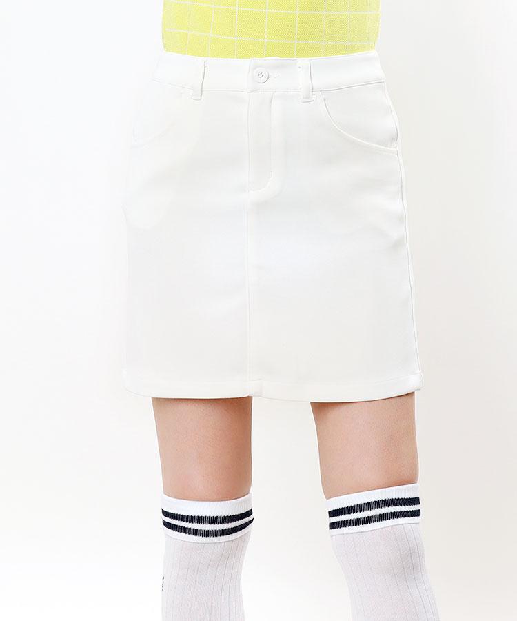 BE 定番◆ストレッチスカート