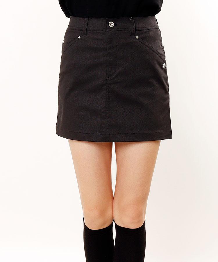 SA 防透◆Simpleストレッチスカート