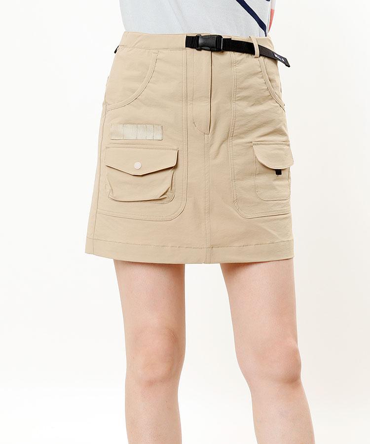 MW CORDURA◆ナイロンスカート