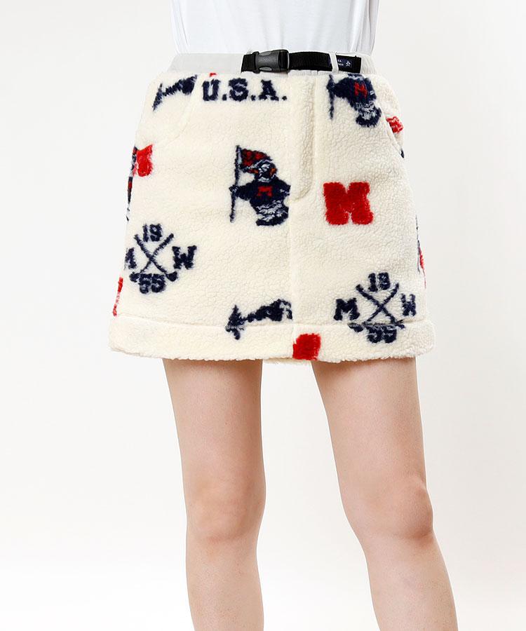 MW エコボアスカート