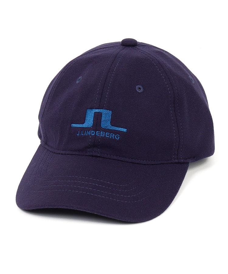 JL 微起毛◆ロゴ刺繍キャップ