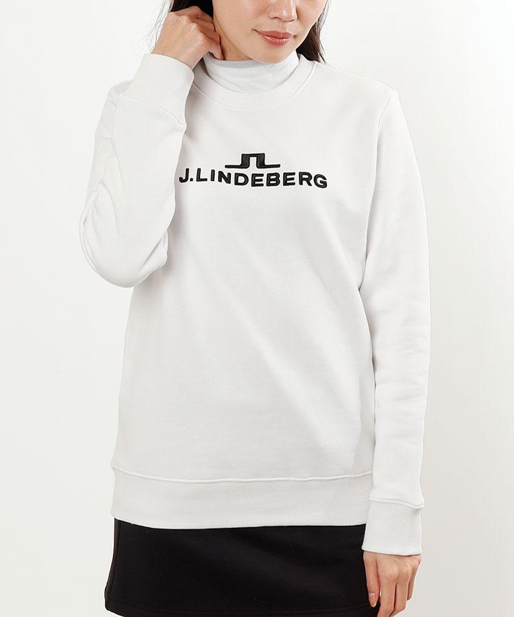 JL ロゴ刺しゅう◆裏起毛プルオーバー