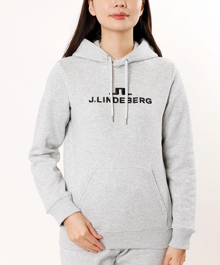JL ロゴ刺しゅう★裏起毛パーカー