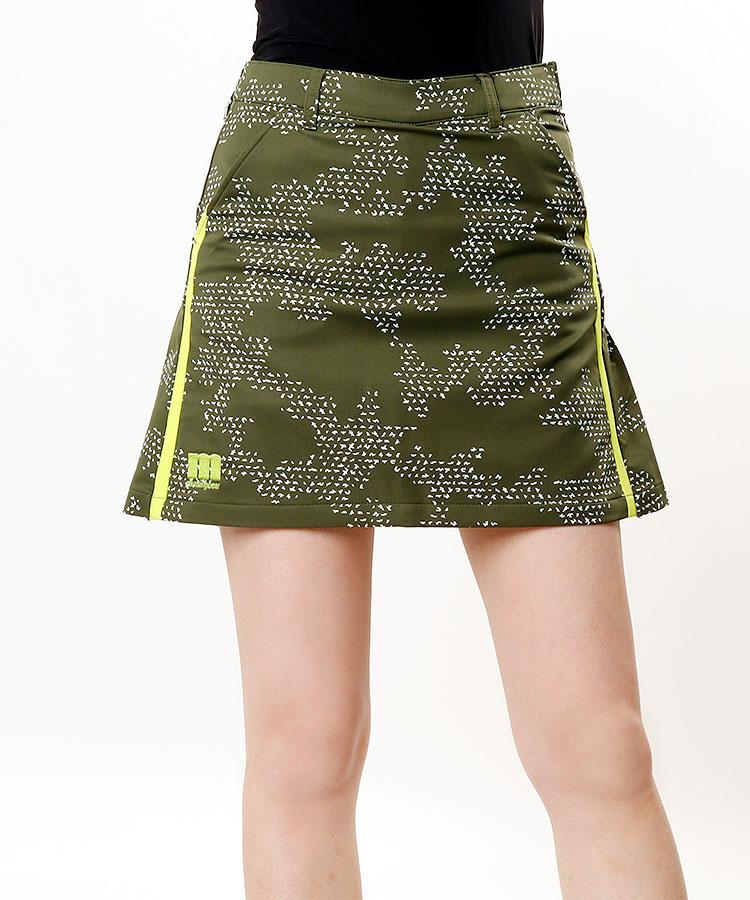 MW 光を熱に♪あったかペチパンツ付きスカート