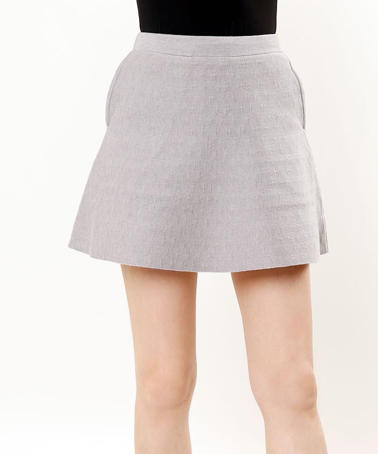 VH Simple◆ニットフレアスカート