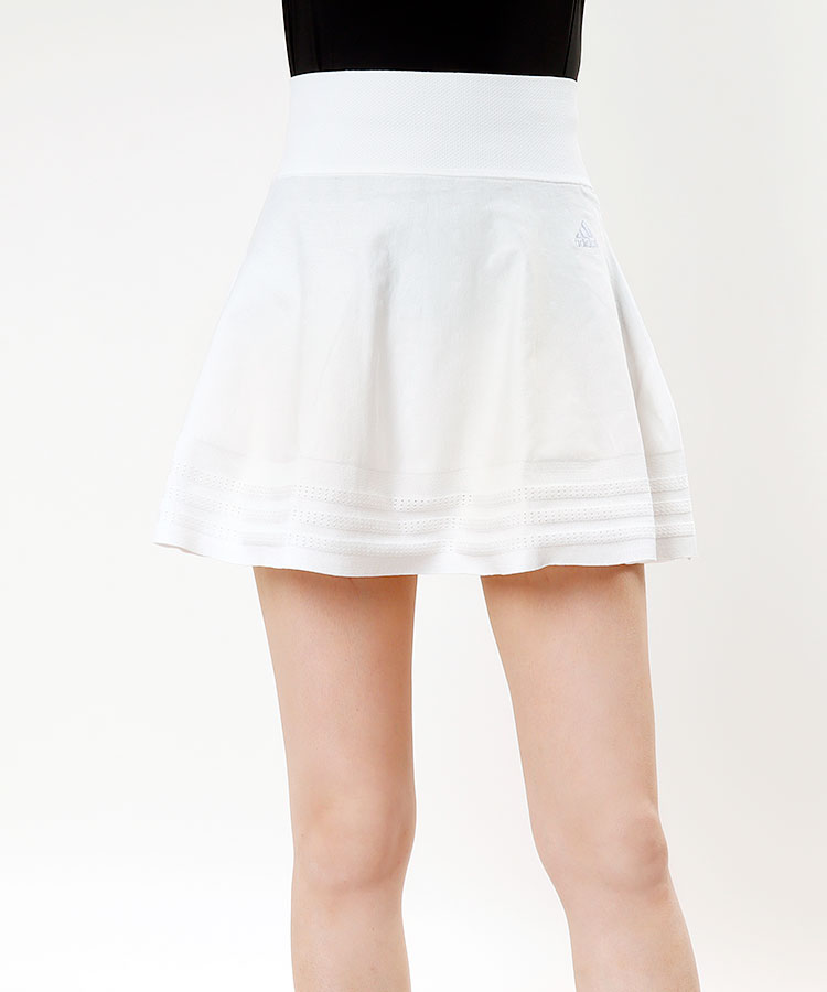 AG 透かしジャガード♪ハイウェストフレアスカート