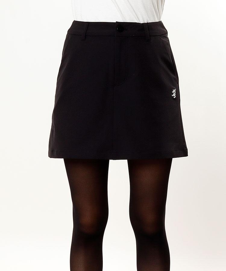 AM Stretch★一体型ペチパンツ付きスカート