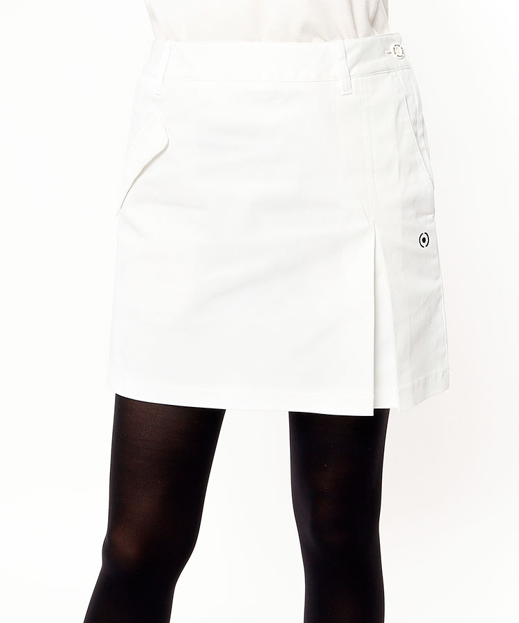 PN 速乾◆サイドプリーツスカート