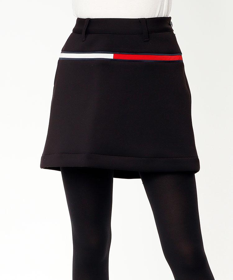 TH BACKロゴ◆ダンボールニットスカート